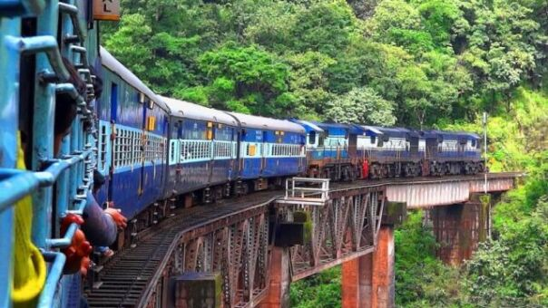 The_Nilgiri_Toy_Train_Ride_Ooty_Best Places to Visit in South India.cabsrental.in