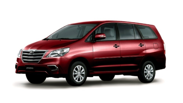 Innova for rent in Bangalore | Innova crysta rentals cabsrentals.in
