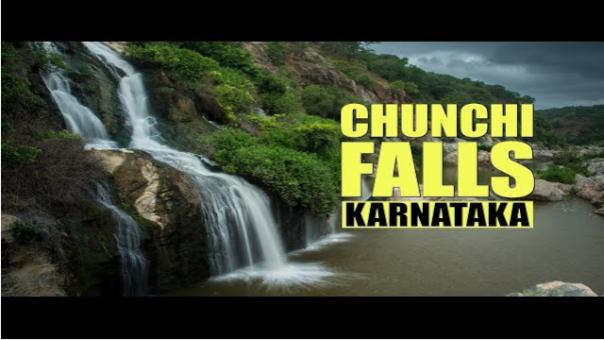 Sangama , Chunchi Falls