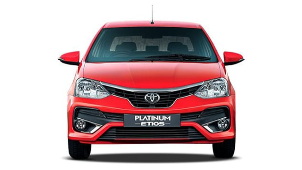 Online Car Bookings Toyota Platinum Etios in Cityline Cabs Bangalore