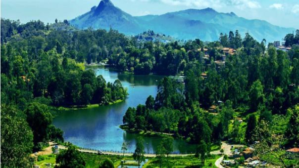 Bangalore to Kodaikanal Tour Packages