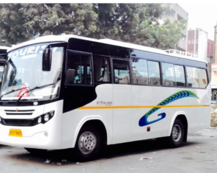 Tourist Bus Rental in Bengaluru,cabsrental.in