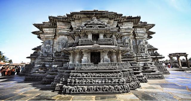 belur and halebid temple