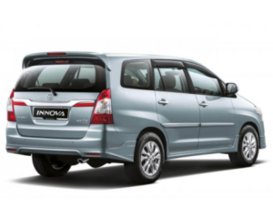 Innova for rent with Driver in Bangalore