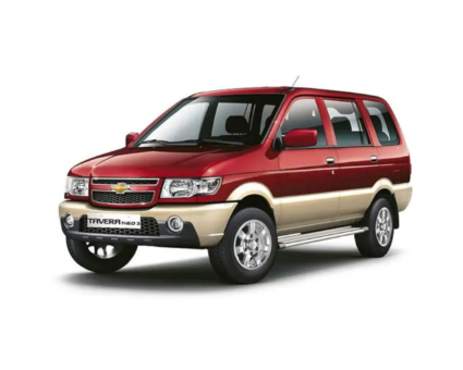 the best Chevrolet Tavera car rental in Cityline Cabs Bangalore