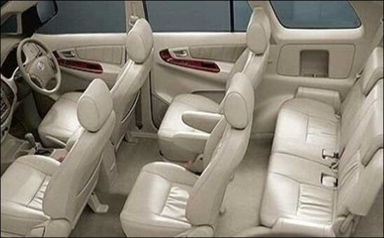 Innova Cabs 8 Seater.Cabsrental.in