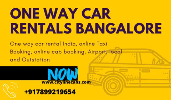 One way car rentals Bangalore ,cabsrental.in