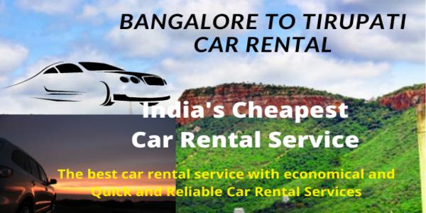 bangalore to tirupati car rental.cabsrental.in